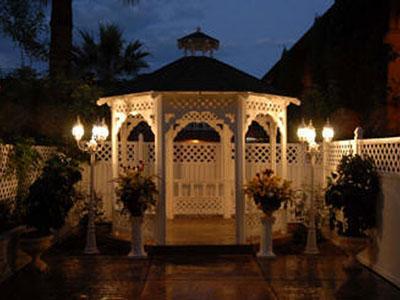 Photos From Our Outdoor Gazebo Las Vegas Weddings
