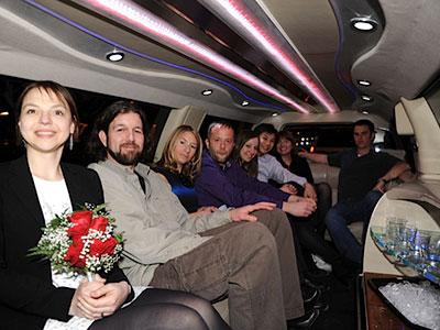 Las limousine service sex vegas