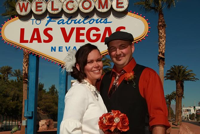 Las Vegas Sign Weddings Shalimar Wedding Chapel